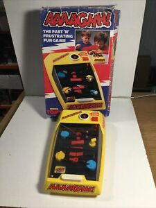 Tomy AAAAGHH Boxed Working