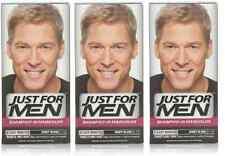 Just For Men Shampoo-In-Color Sandy Blond H-10 (3 Pack)