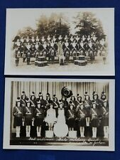 More details for fort william girls military pipe band. bandmaster m jackson. ontario, canada
