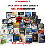 🔥 Over 12GB Digital Products with PLR MRR Rights +BONUS > See Description Below