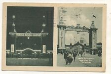 Main Entrance, Canadian National Exhibition TORONTO ON Vintage Ontario Postcard