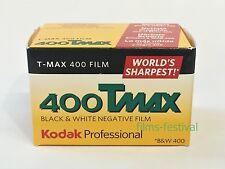 5 rolls Kodak 400TMAX B&W 35mm 36exp Film T-MAX 135-36