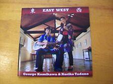 East West by George Kamikawa & Noriko Tadano (CD, 2010, Kamikawa & Tadano)