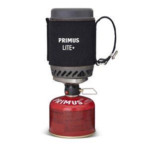 Primus Lite+ Lightweight Compact Solo Individual Gas Camping Stove 500ml