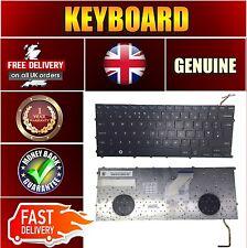 New Laptop Keyboard For Samsung NP900X3C NP900X3B NP900X3D Black UK Layout