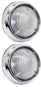 539 Lamp Clear Double Filament (PAIR)
