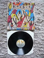 Jonathan Demme Presents Konbit Burning Rhythms Of Haiti UK Vinyl LP World Music