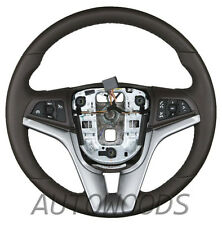 22980335 Chevy Cruze 2014 2015 Cocoa Leather Steering Wheel - NEW!