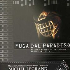 Michel Legrand - Fuga Dal Paradiso [New CD]