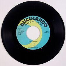 LOS MELODICOS: Recuerdos 31 Discoland ORIG Latin 45 NM-