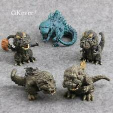 5pcs Godzilla King of the Monsters Action Figure Toy PVC Doll for Kids Gift