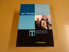 4-DVD BOX / HET PLEINTJE - REEKS 1  ( VRT KLASSIEKERS )