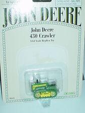 JOHN DEERE MODEL 430 CRAWLER OUTSTANDING NEW  SEALED