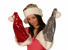 Christmas Sequin Costume Cloches