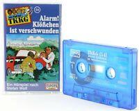 TKKG 54  Alarm! Klößchen ist verschwunden Hörspiel  MC blau Kassette Europa -