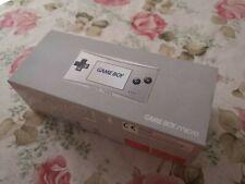Game Boy Micro Silver NUEVA