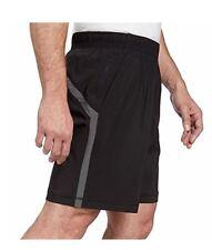 Kirkland Signature Men's Active With Liner Shorts - Black - Small