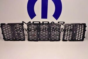 14-16 Jeep Grand Cherokee Black Grille Insert Honeycomb Factory Mopar New OEM