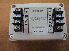 GMDSS Marine Radio over voltage surge protection module 12v 25 amp new