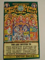 Ringling Bros And Barnum & Bailey Circus Invite Centennial Edition at the OMNI