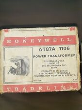 Honeywell AT87A1106 Power Transformer 110/208/240V Primary NOS FREE SHIPPING