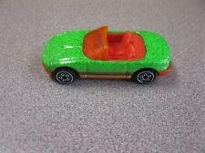 1990 Hot Wheel Mazda Convertible Sports Car - Malaysia