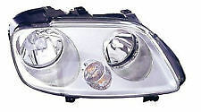 VW CADDY 2004-2010 HEADLIGHT HEADLAMP RH RIGHT O/S OFF SIDE DRIVER SIDE