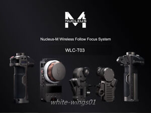 TILTA WLC-T03 Nucleus-M Wireless Follow Focus Lens Control System - In Stock