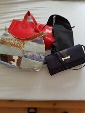 Handtaschen Konvolut neu gekauft auf der Modemesse Stoff,  kunstleder Jeans