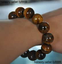 20mm  Chinese Cat's eye stone Hand carved bead Bracelet bangle wristlet circlet
