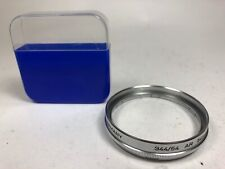 Voigtlander 54mm Focab B Filter 344/54 AR for Septon 50mm f2 lens 90% condition