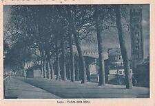LUCCA - Veduta delle Mura 1942