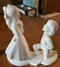 Royal Doulton The Promise 1999 Figure of the Year Porcelain Engagement Gift