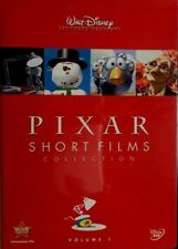 Walt Disney Pixar Short Films Collections DVD Brand New Factory Sealed