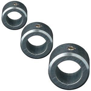 Gate Hinge Pin Anti Lift Theft Security Locking Collars 12mm 16mm 20mm
