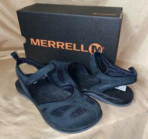 New! MERRELL Q2 Siren Wrap Athletic Womens size 6 walking strap sandals