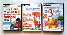 DK learning is fun triple pack PC CD Rom. ages 3-5 - Fun games and activities.