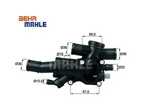 FORD KUGA MONDEO S-MAX    2.0 TDCi   85-96-100-103kW   2002-2015 / Thermostat