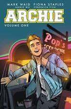 ARCHIE VOL #1 TPB Mark Waid & Fiona Staples Collects Comics #1-6 TP