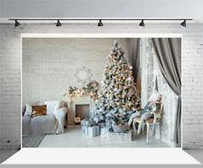Christmas Baby Photography Backdrop Vinyl 5x3Ft Background Studio Props