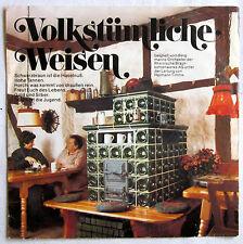 Volksmusik Vinyl-Schallplatten mit Klassik & Oper