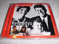 Leggende-I KENNEDY-portavoce Roman Knizka & Collien Fernandes-CD - = OVP