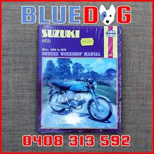 Suzuki A100 1969-79 Haynes Workshop Manual 970434