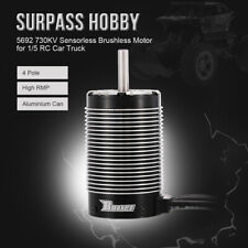 SURPASS HOBBY 5692 Rocker 730KV Sensorless Brushless Motor for 1/5 RC Car J7H8