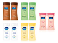 Vaseline Intensive Care Aloe Advanced Repair Cocoa Healing Hands Nails Lotion
