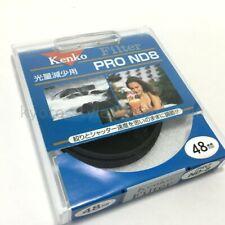 Kenko ND filter PRO ND8 48mm for adjusting the light intensity 34843 JAPAN