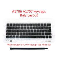 "New Italy Keyboard keys keycaps For Macbook Pro Retina 13"" A1706 15"" A1707 2016"