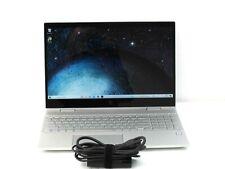 HP Envy x360 15m-cn0012dx, Intel Core i7 8th Gen @ 1.80GHz, 12GB RAM, 256GB SSD