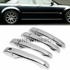 Triple Chrome Side Door Handle Cover Set for Dodge Caliber /Journey 2007-2010 ND