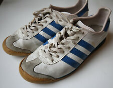 Vintage Adidas Rom 250 mm EUR 40.5 UK 6.5 US 7.5 Rome Sneaker Trimm Dich white